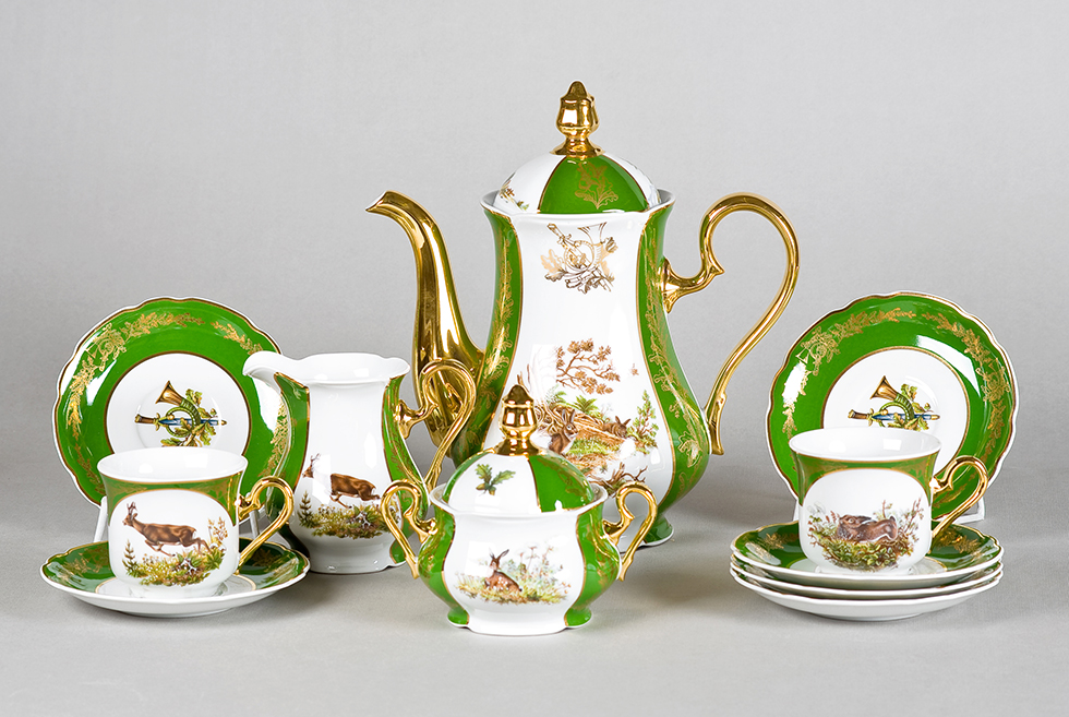 Авторская коллекция фарфора от Богемия-Люкс-Посуда картинки