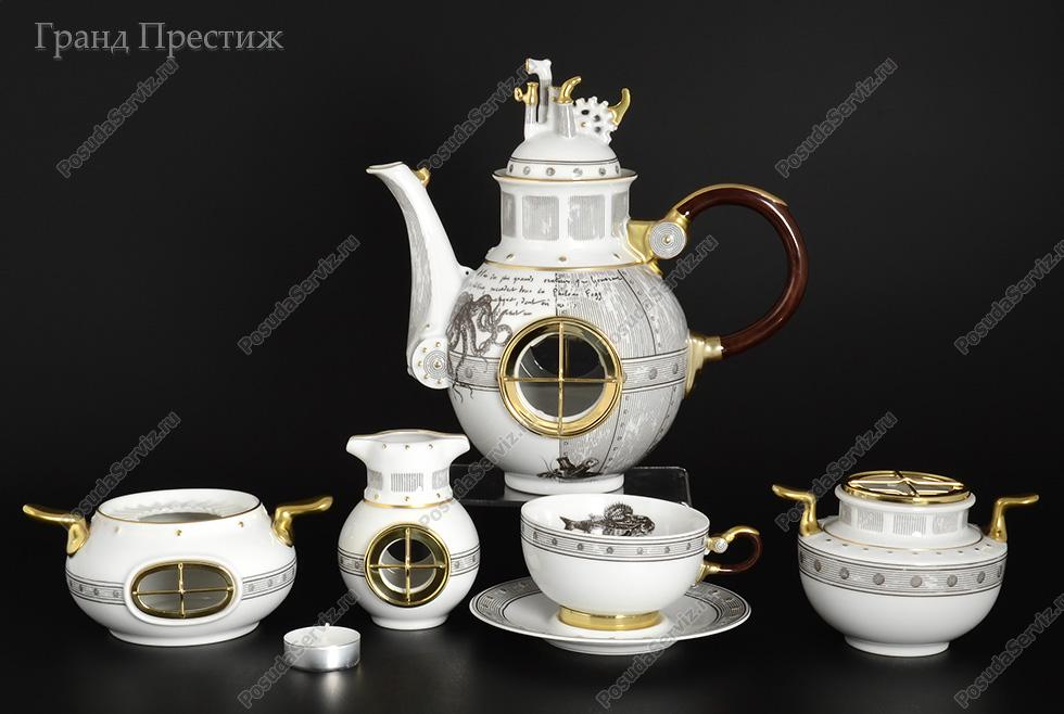 Авторская коллекция фарфора от Богемия-Люкс-Посуда новые фото