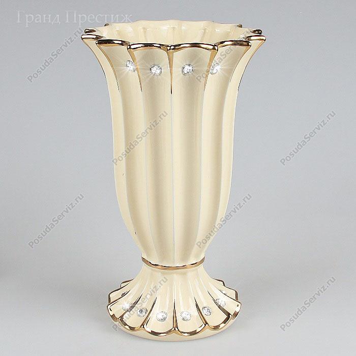 Заказать фарфоровую вазу для цветов купить цветы все пучком