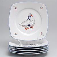 Сеньор Фарфор фарфоровая посуда столовая посуда для